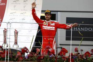 Lenktynininkas S. Vettelis: norint tapti profesionalu reikia laiko