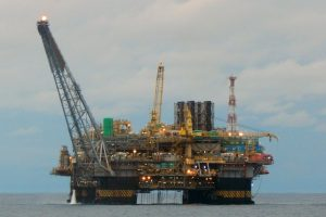 Audringoje Šiaurės jūroje žuvo naftos gręžinio darbininkas