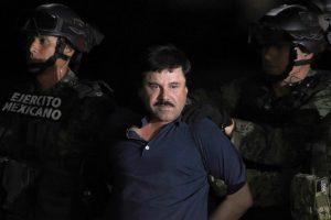 Meksikoje sučiupto narkotikų barono ekstradicija gali trukti metus