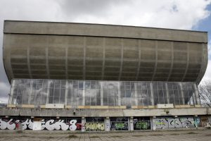 Turto bankas dėl Koncertų ir sporto rūmų skelbia rinkos konsultaciją