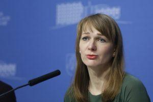 Kultūros viceministre paskirta šias pareigas ėjusi G. Žemaitytė