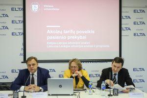 Tyrimas: dėl pakelto alkoholio akcizo Lietuva gali prarasti iki 54 mln. eurų