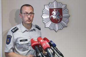 Policijos vadovai apie popiežiaus vizitą: esame pasiruošę