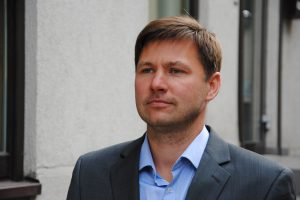 A. Navickas: etatinio mokytojų apmokėjimo tvarka sukėlė destrukciją valstybėje