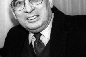 Mirė žurnalistas ir leidėjas V. Dargis