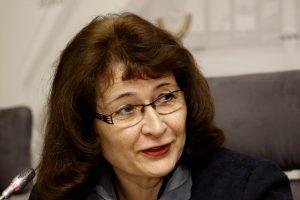 R. Baškienė teigia klinikose gavusi paslaugas be eilės