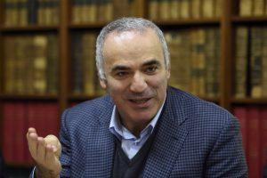 Europos Teismas pasmerkė Rusiją dėl G. Kasparovo sulaikymo