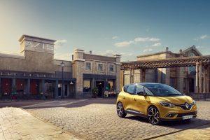 """""""Renault"""" siūlo pamatyti naująjį """"Scenic"""" jo debiuto išvakarėse"""