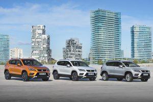 """Naujajam """"SEAT Ateca"""" – geriausio Europos automobilio karūna"""