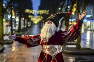 """Kalėdų šauklys A. Žiurauskas: tikrasis stebuklas – ne eglutės ,,mandrume"""""""