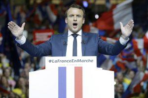 Rusija bando paveikti ir Prancūzijos prezidento rinkimus?