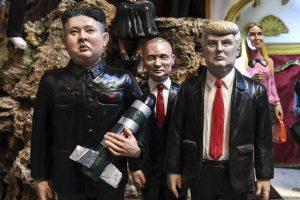 R. Valatka apie Rusiją: būti didele Šiaurės Korėja XXI a. yra idiotizmas