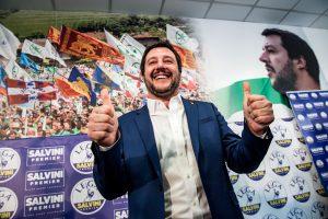 Kaip rinkimų rezultatai Italijoje gali paveikti visą Europą?