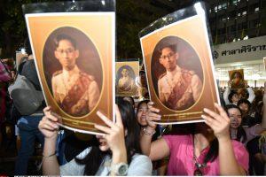 Bankoke viešintis viceministras: tikimės ramaus karaliaus pasikeitimo