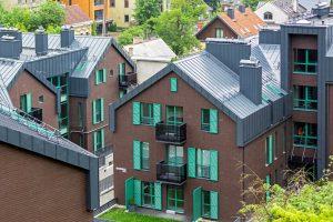 Netikėtai gautus pinigus lietuviai pirmiausia skirtų naujiems namams