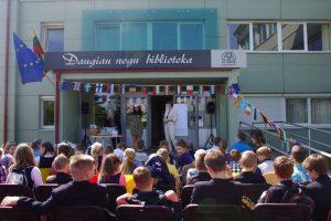 Garliavoje – Europos dienos šventė visai šeimai