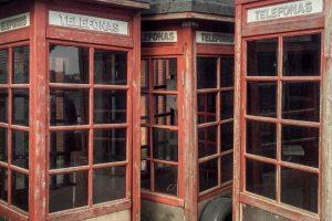 Iš senamiesčio dingusias telefono būdeles prikels naujam gyvenimui