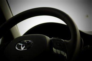 Ukrainietis sulaikytas prie Slovakijoje pavogto automobilio vairo
