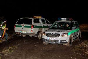 Kėdainių rajone stovėjusiame vilkike rastas nužudytas kirgizas