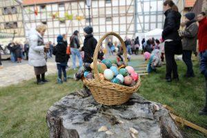 Uostamiesčio Atvelykio šventėje – dėmesys tradicijoms