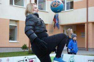 Kačerginėje – smagi futbolo šventė