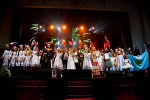 Lietuva triumfavo tarptautiniame vokalistų festivalyje Latvijoje