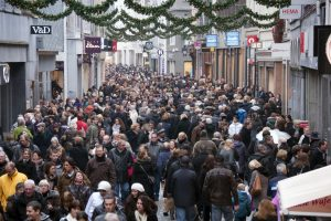 Kas penktas lietuvis kalėdines dovanas perka paskutinę minutę
