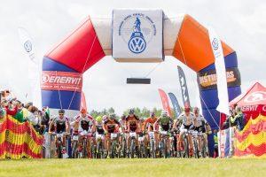 """""""Volkswagen MTB dviračių maratonų taurė"""" pradeda naują sezoną"""