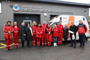 Kauno regionas paaukojo beveik pusę tūkstančio donacijų kraujo