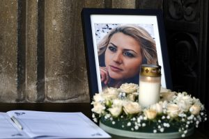Vokietija išsiuntė į Bulgariją žurnalistės V. Marinovos nužudymu įtariamą vyrą