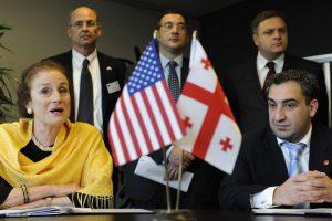 Buvusi USAID vadovė H. Fore vadovaus UNICEF