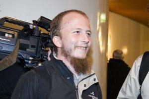 """Danijoje įkalintas vienas svetainės """"The Pirate Bay"""" įkūrėjų G.S. Wargas"""