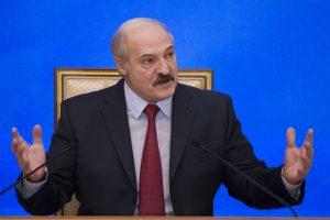 A. Lukašenka: Astravo AE elektrą gali būti sunku eksportuoti