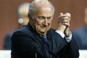 S. Blatteris: UEFA klastoja savo turnyrų burtus