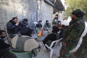 Sirijos sukilėlių dvasią pakėlė žinia apie Rusijos pajėgų atsitraukimą