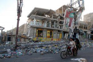 Jemene per koalicijos pajėgų antskrydį žuvo 41 civilis