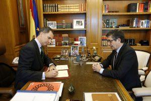 Pirmalaikiai rinkimai Ispanijoje vyks birželio 26 dieną
