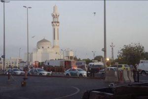Saudo Arabijoje prie mečetės susisprogdino mirtininkas