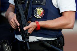 Briuselyje peiliu ginkluotas marokietis užpuolė policininkus