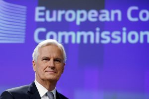 """ES ir Britanijos santykiai bus svarstomi pasiekus pažangą dėl """"Brexit"""" sąlygų"""