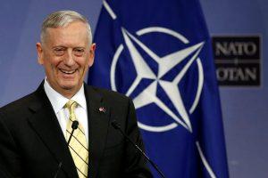 Atšaukta JAV gynybos sekretoriaus kelionė į Kiniją