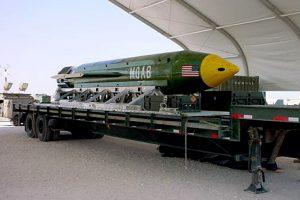"""Penki požiūriai į """"Visų bombų motinos"""" susprogdinimą Afganistane"""