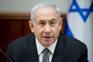 B. Netanyahu šeima šmeižto byloje išsikovojo 29 tūkst. eurų kompensaciją