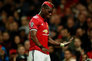 """P. Pogba ilgai negalės padėti """"Manchester United"""""""