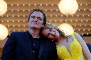 Q. Tarantino apgailestauja dėl filmavimo scenos, per kurią susižalojo U. Thurman