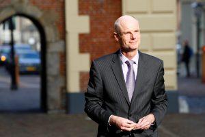 Olandijos premjeras nauju užsienio reikalų ministru pasirinko politikos veteraną