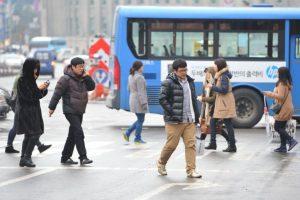 Lenkijoje tebedirba šimtai darbininkų iš Šiaurės Korėjos