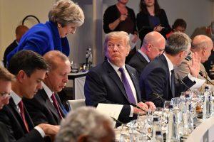 D. Trumpas siūlo NATO partnerėms išlaidas gynybai didinti iki 4 proc. BVP