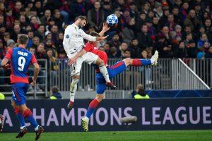 """Čempionų lygoje – Madrido """"Real"""" pralaimėjimas"""