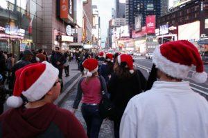 Niujorke per Kūčias užregistruota rekordinė šiluma
